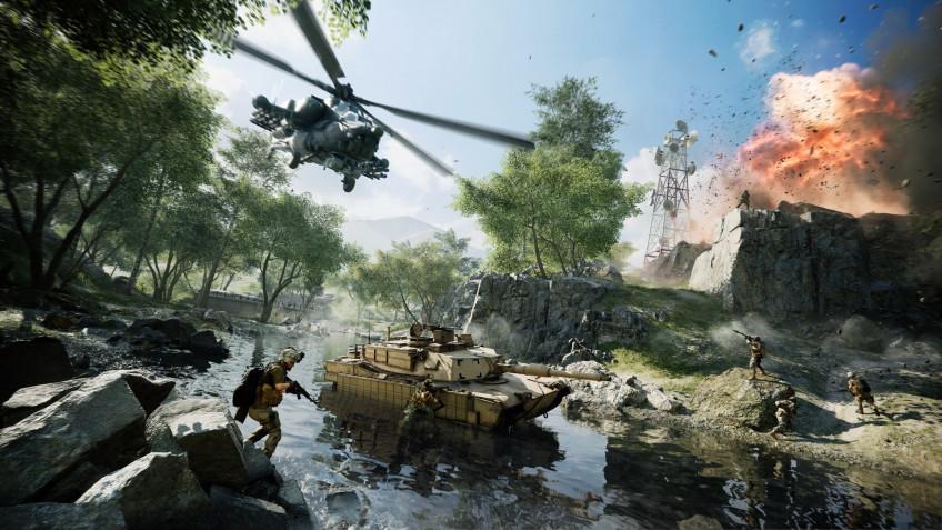 Анонс Battlefield Portal — редактора режимов для BF 2042 с контентом старых частей4