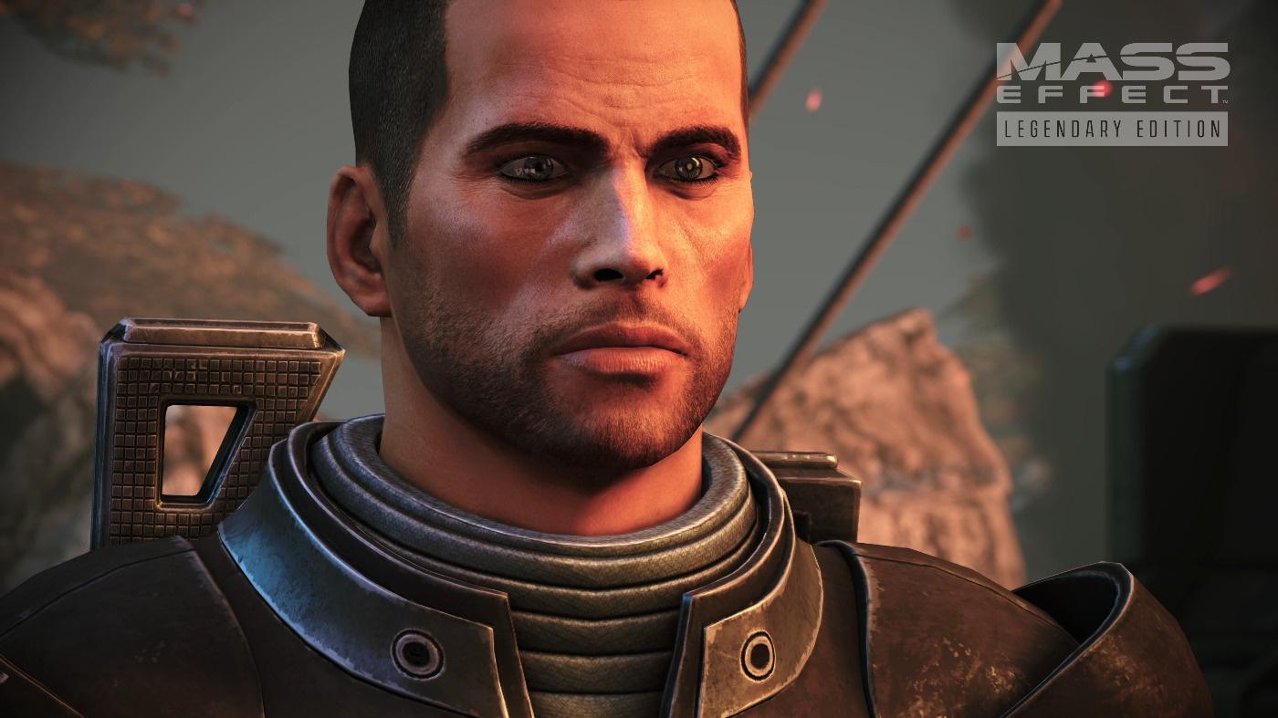 BioWare сравнила капитана Шепарда из обновлённой и оригинальной Mass Effect