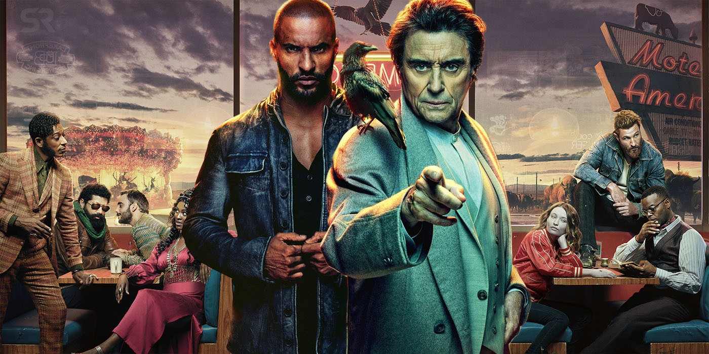 Вышел трейлер третьего сезона «Американских богов»