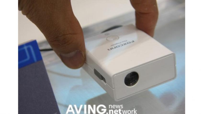 Computex 2008: Foxconn показала мини-проектор