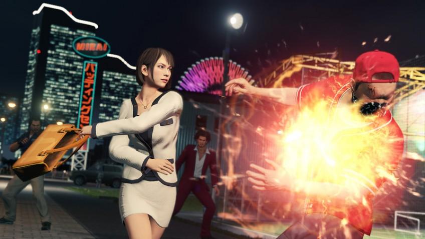 Мисо-суп, глаза-лазеры и солдаты с арбалетами: новые детали о Yakuza: Like a Dragon