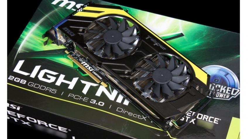 MSI представит GeForce GTX 770 Lightning