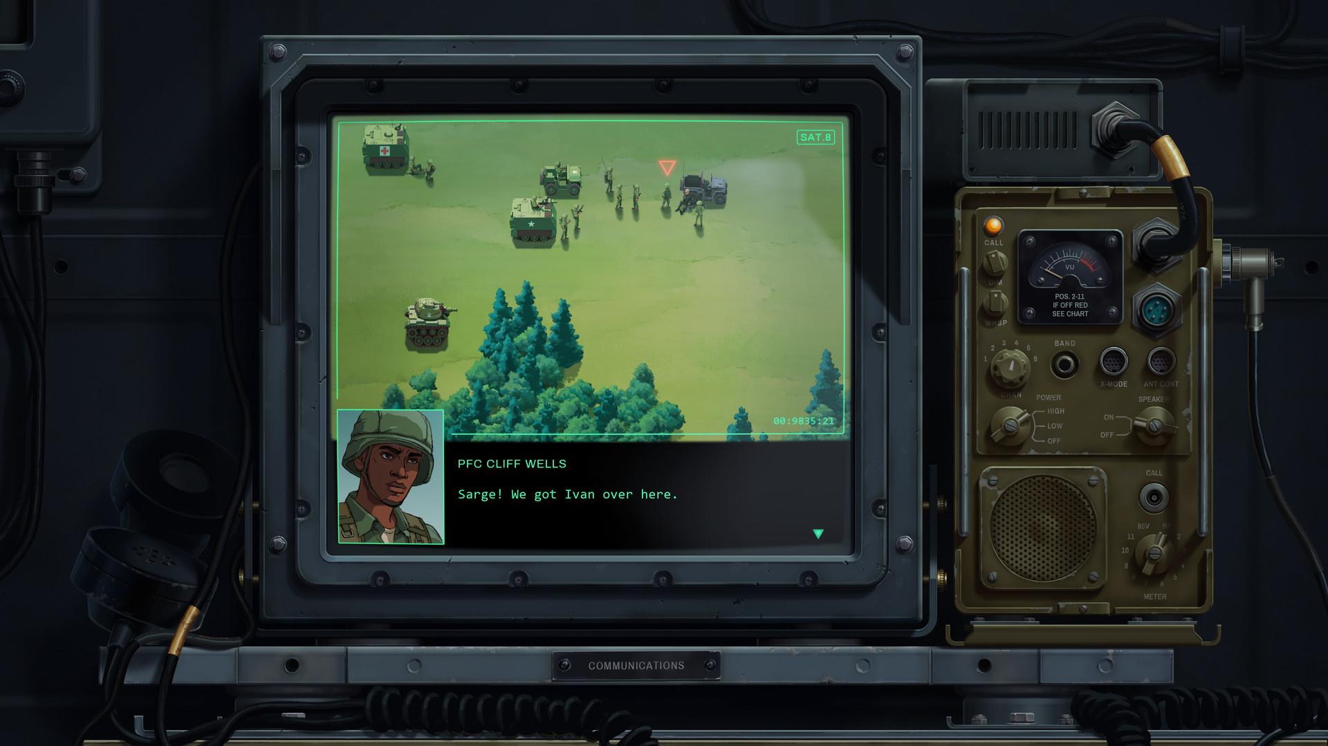 В Möbius Front '83 добавили Советскую армию и мультиплеер