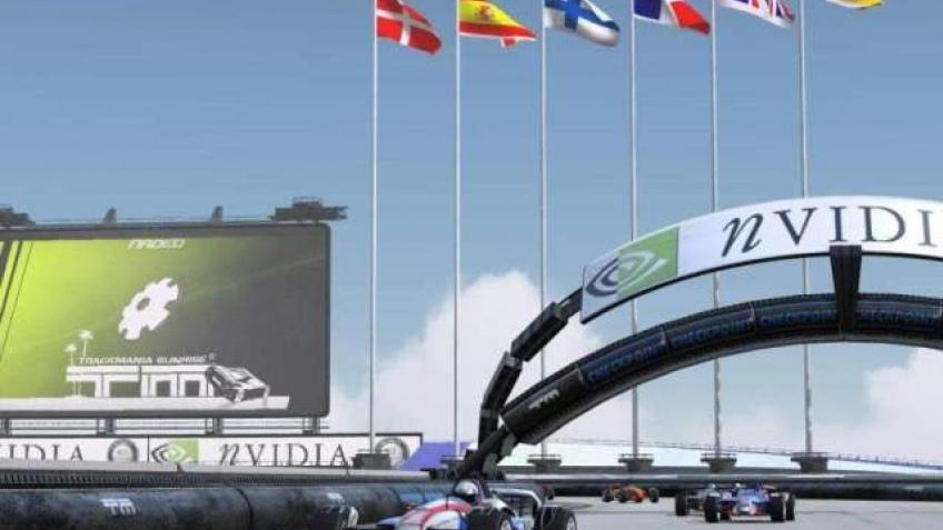 Trackmania Nations зовет на трассу