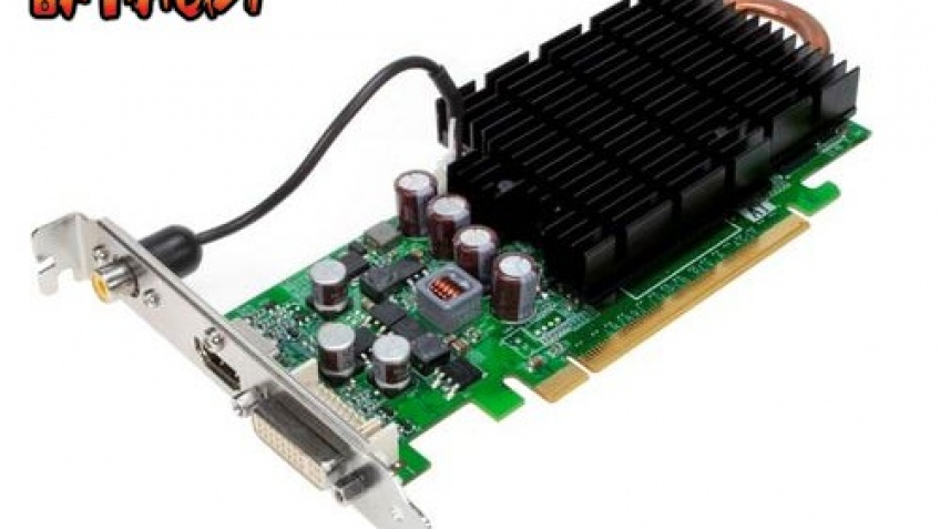 Новая видеокарта Leadtek с HDMI