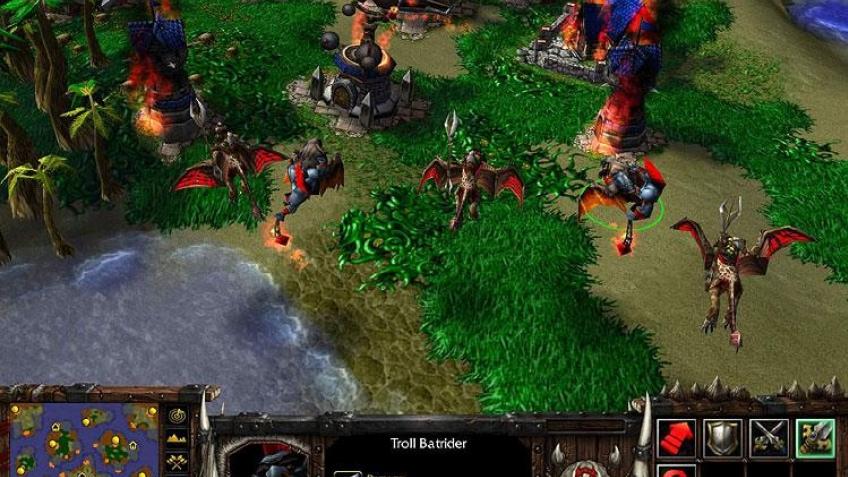Скриншоты Warcraft III: The Frozen Throne