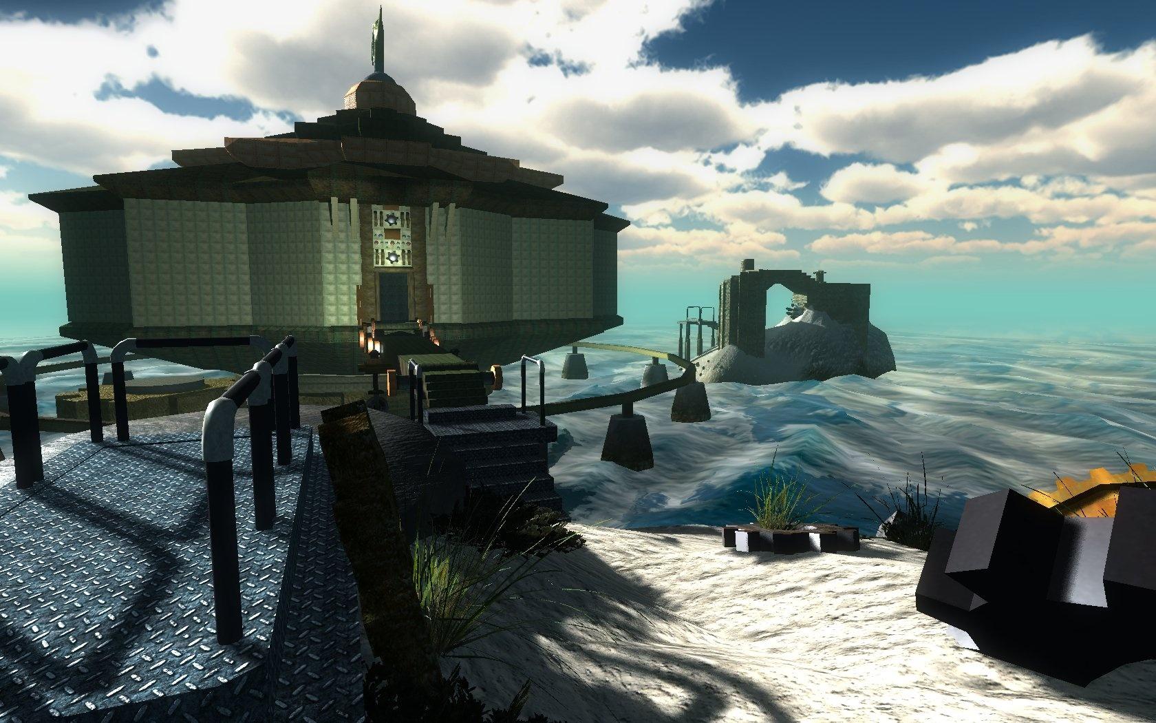Village Roadshow займётся экранизацией культового квеста Myst