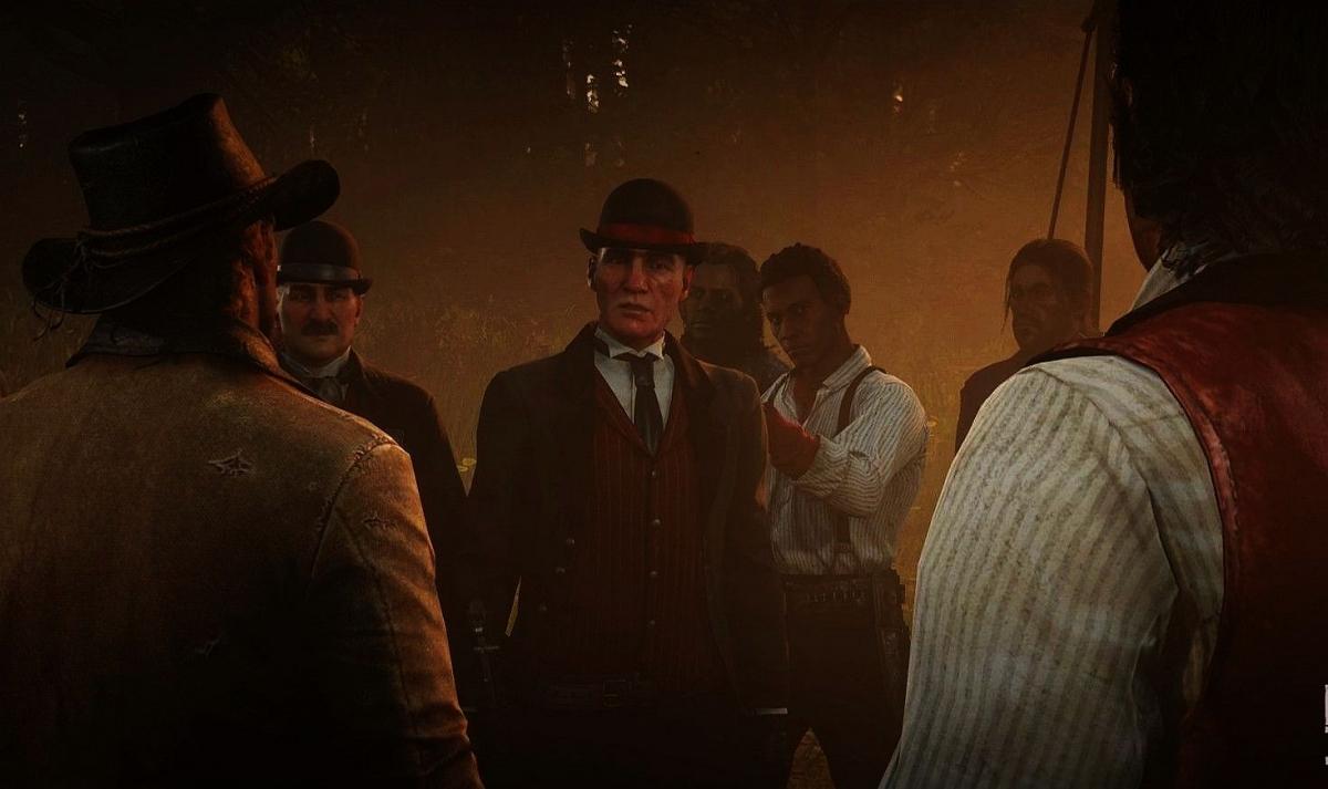 Агентство Пинкертона требует денег у авторов Red Dead Redemption2