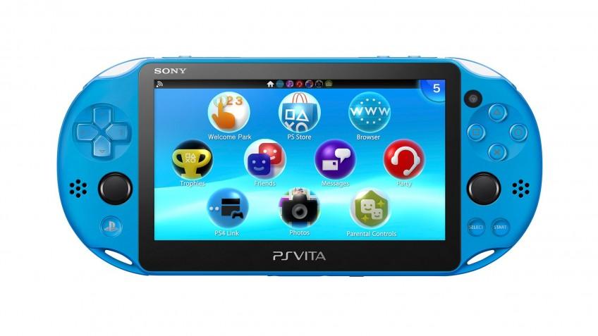 PlayStation Vita получила ещё одно обновление прошивки