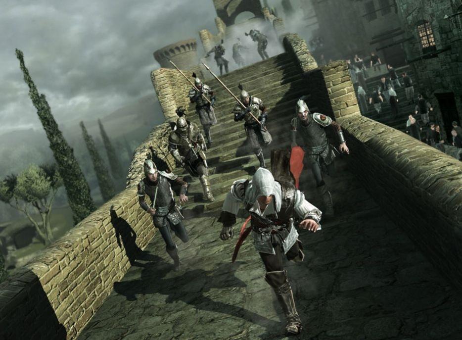 Зимние добавки для Assassin's Creed2