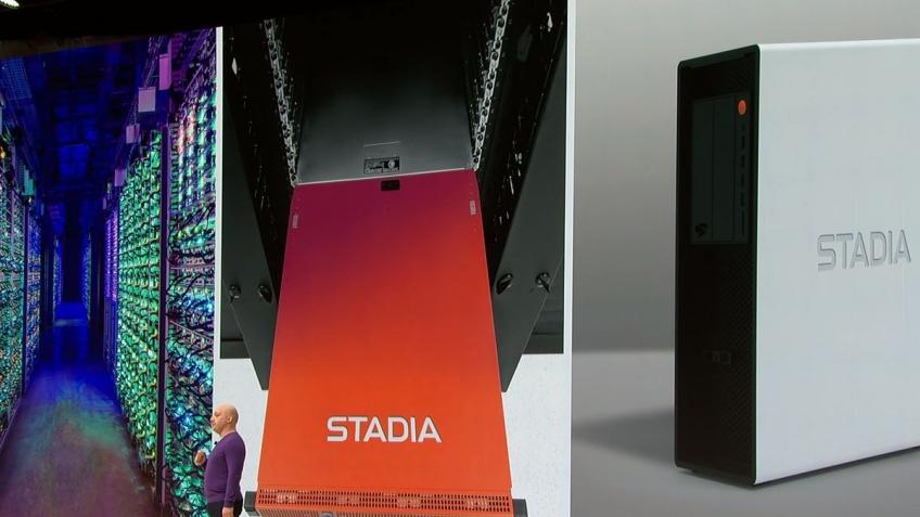 Каждый пользователь Stadia получит доступ к отдельному вычислительному блоку