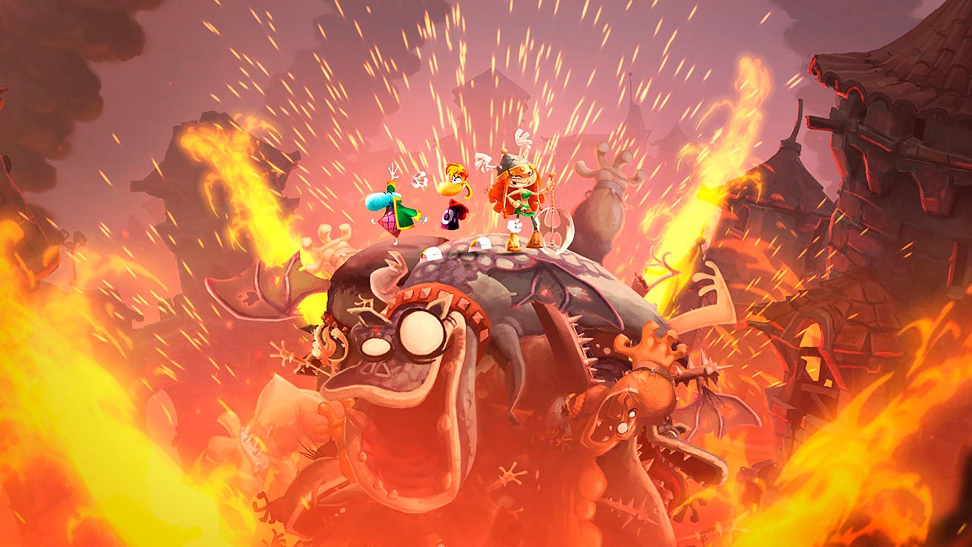 В Epic Games Store в течение недели бесплатно раздают Rayman Legends