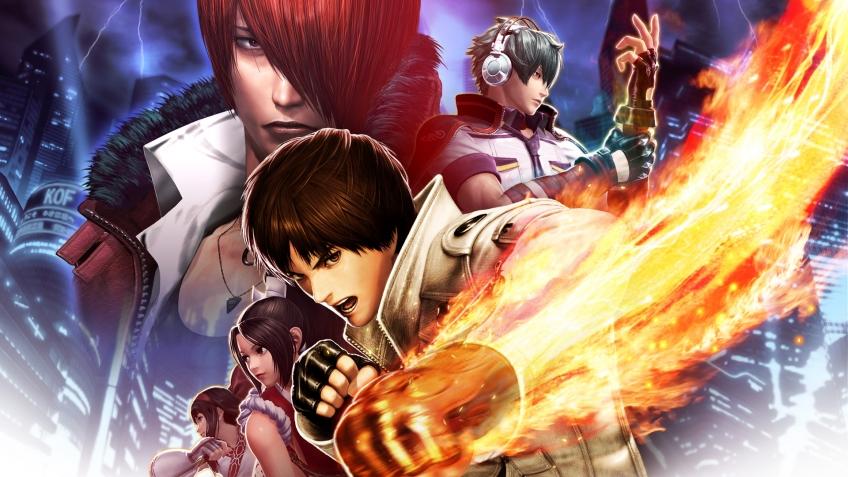 The King of Fighters14 выйдет в Steam в следующем месяце