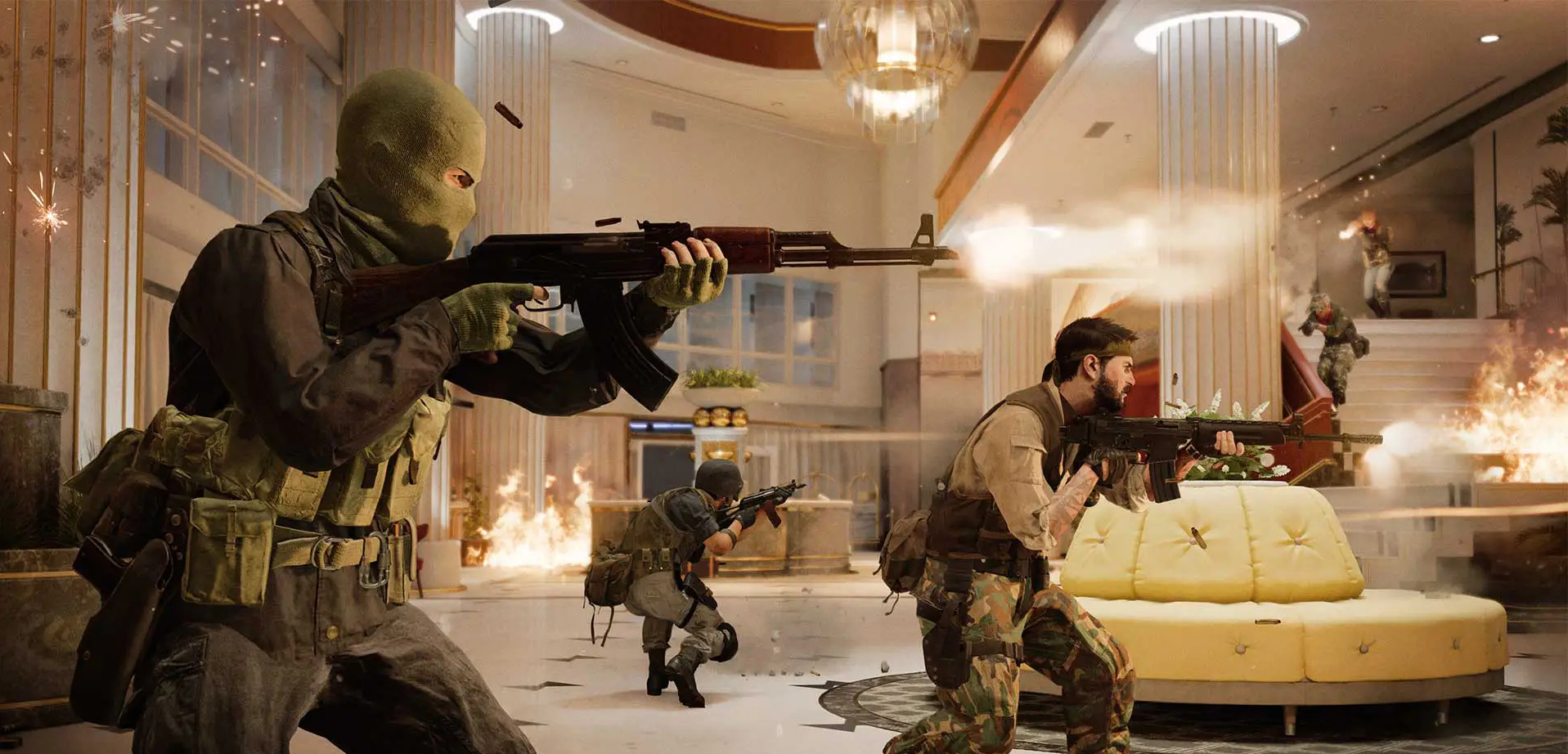 Представлены системные требования беты Call of Duty: Black Ops Cold War