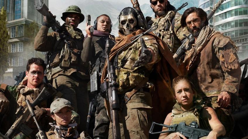 Аудитория Call of Duty: Warzone превысила 50 млн человек