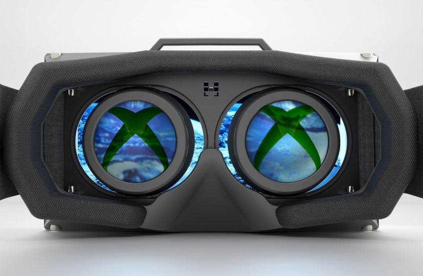 Microsoft отложила выпуск VR-гарнитуры для Xbox — Железные новости ... 31afa83042