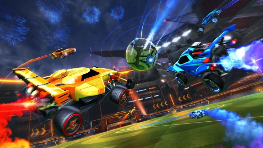 Хоть Rocket League останется в Steam, игроки начали массово снижать её рейтинг в магазине