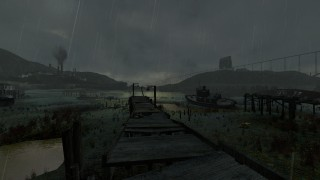 Опубликованы новые скриншоты и видео Half-Life2 Dark Interval