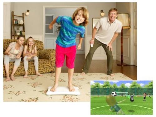 Новые рекорды Nintendo Wii