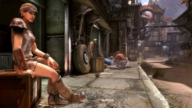 Креативный директор id Software видит в Rage потенциал