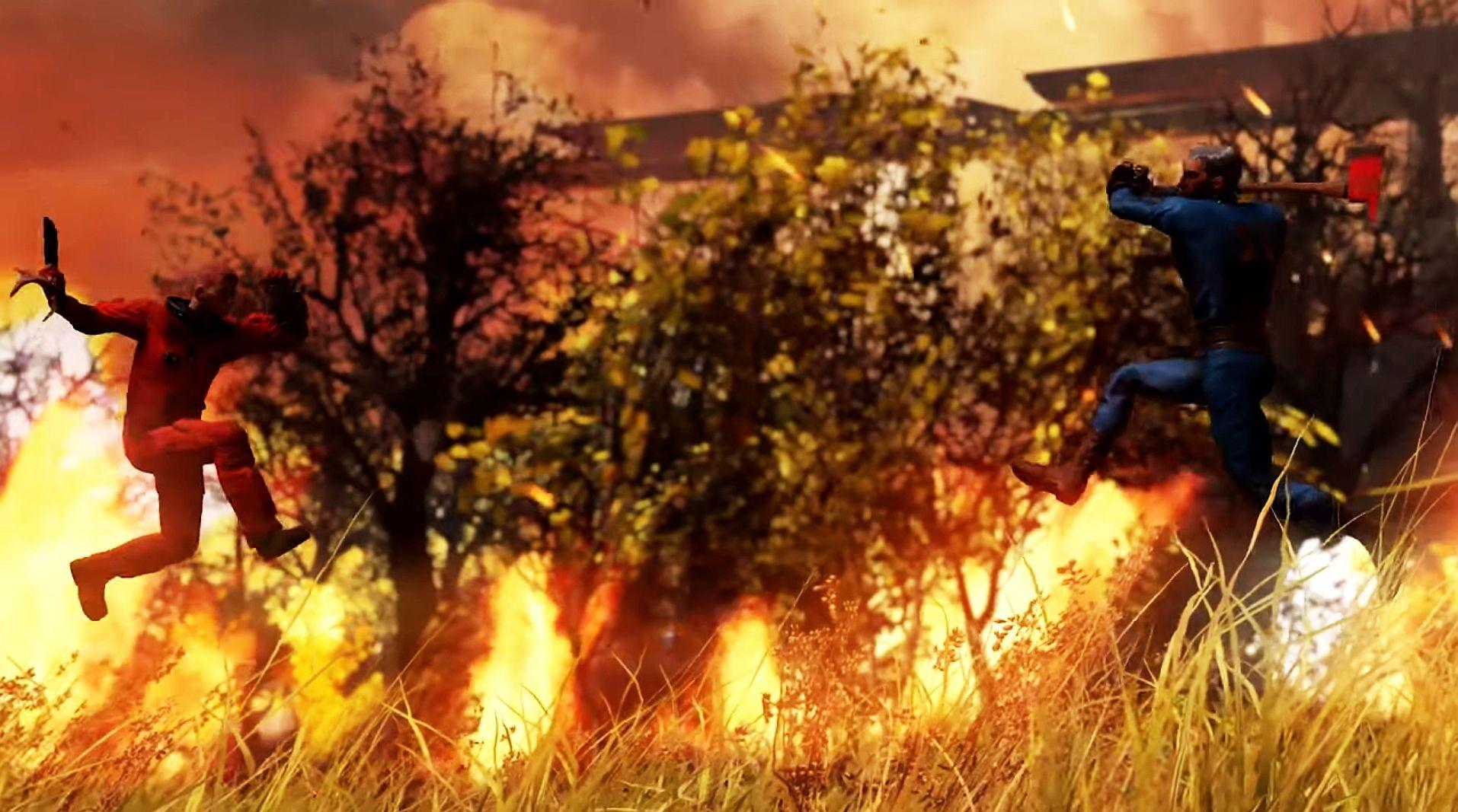 В Fallout76 добавят NPC и королевскую битву