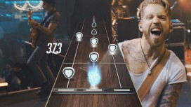 В новом трейлере Guitar Hero Live снялись Джеймс Франко и Ленни Кравиц
