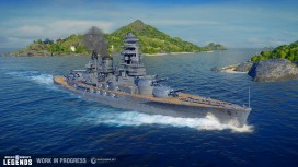 World of Warships: Legends вышла в раннем доступе на PlayStation 4 и Xbox One