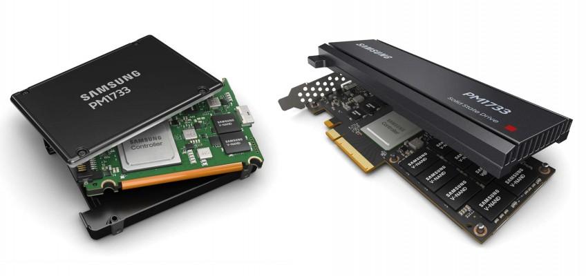 Новый софт обеспечит «бесконечную» работу PCIe Gen4 SSD Samsung