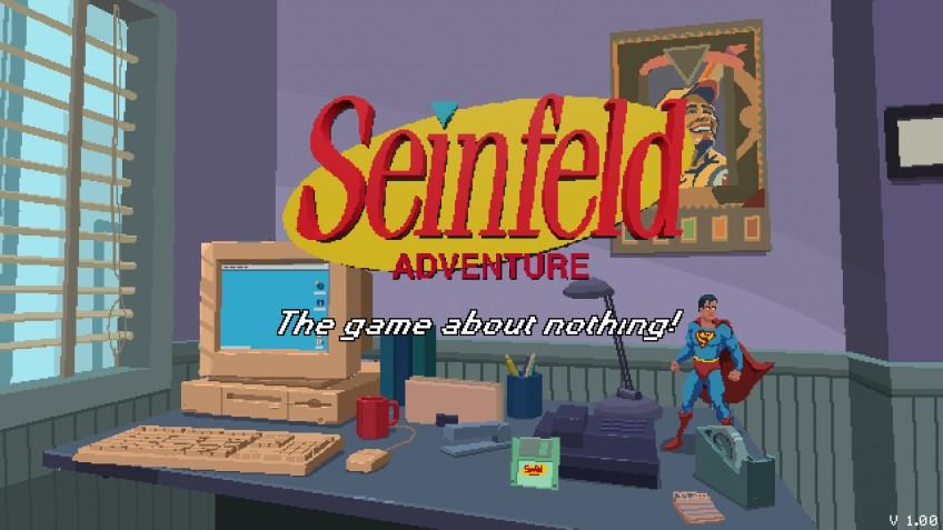 Дуэт разработчиков хочет сделать игру по мотивам сериала «Сайнфелд»