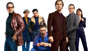 «Джентльмены» возглавили топ популярных проектов на «КиноПоиске HD» за год