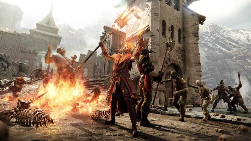 В Warhammer: Vermintide2 можно бесплатно играть до конца недели в Steam