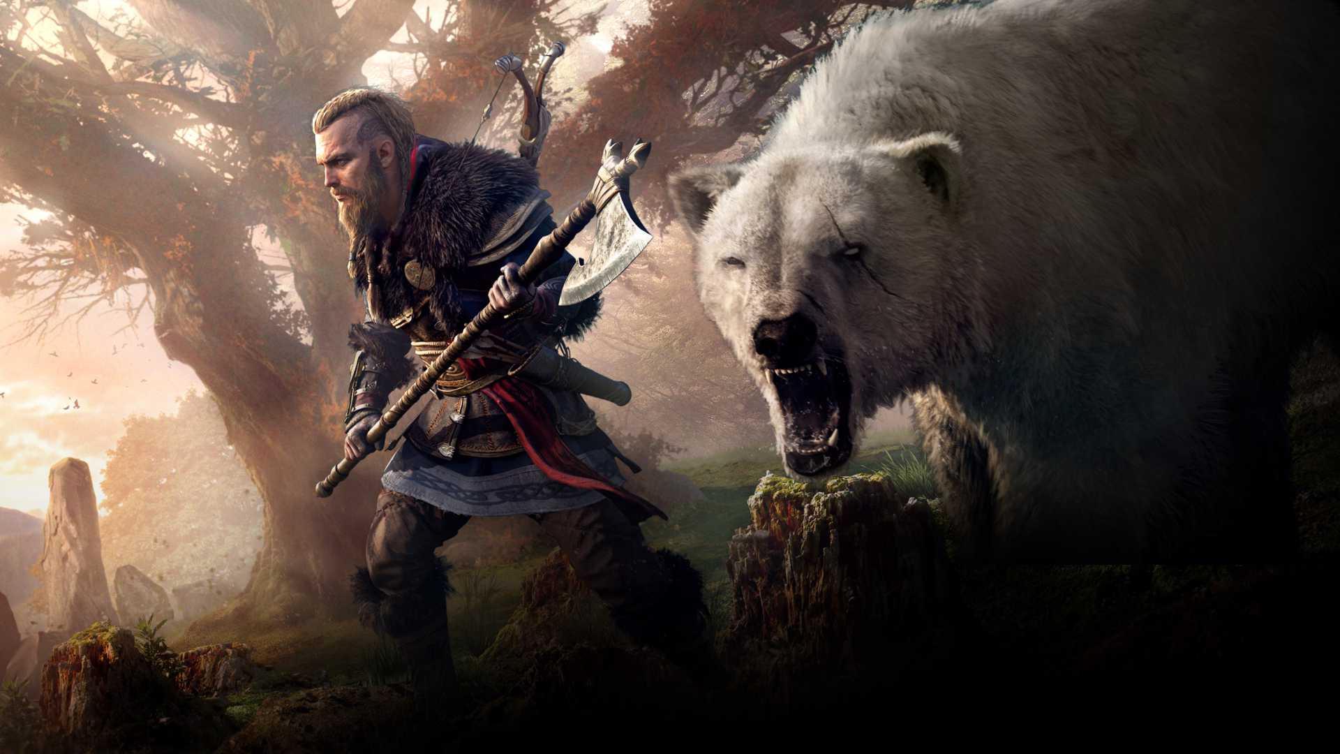 Миссию «Путь берсерка» для Assassin's Creed Valhalla теперь можно разблокировать