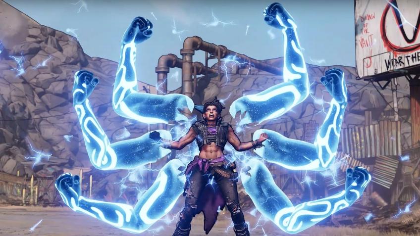 Глава Gearbox намекнул на временную эксклюзивность Borderlands3 для Epic Store