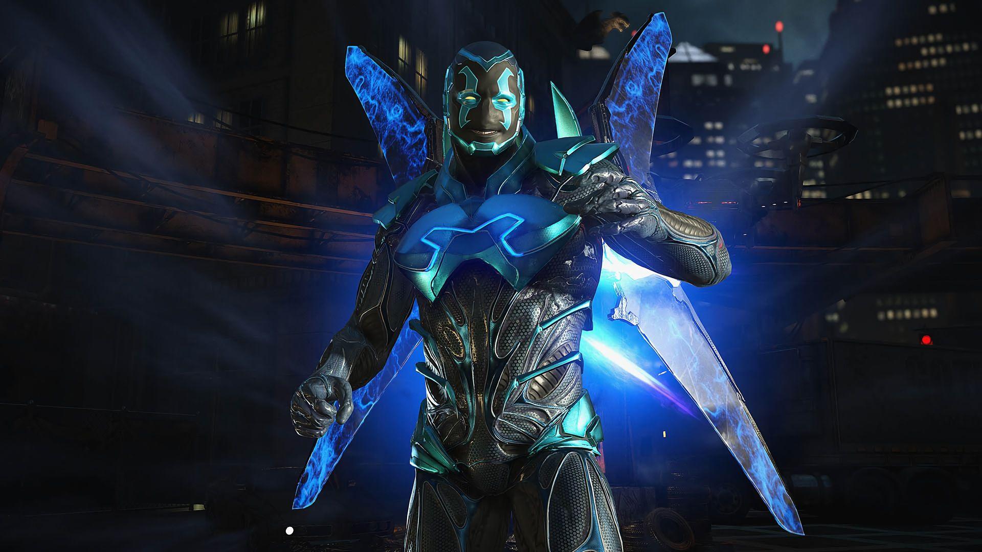 Супергеройский фильм про Синего Жука из DC выйдет сразу на HBO Max