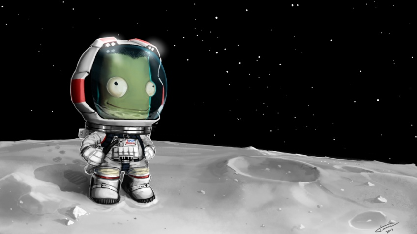 Kerbal Space Program выйдет на Xbox One