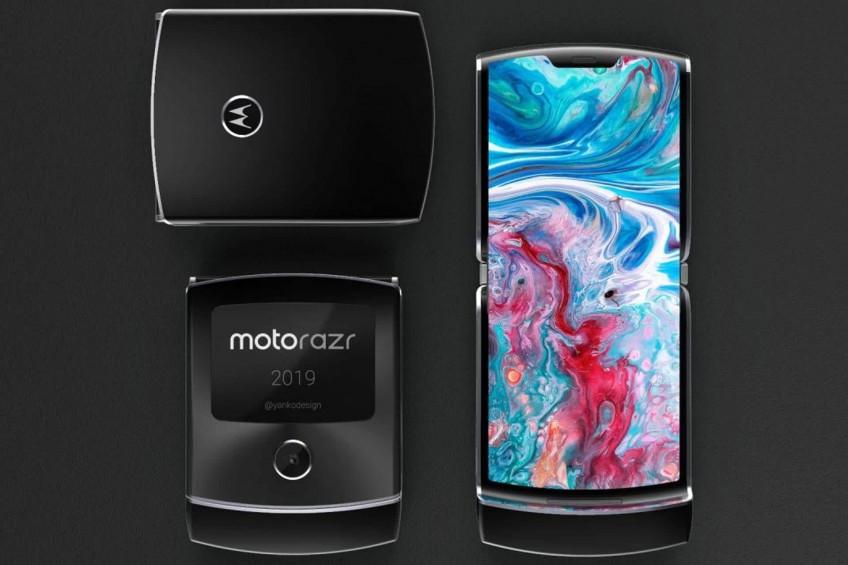 СМИ: Motorola RAZR с гибким экраном выйдет в Европе до конца года