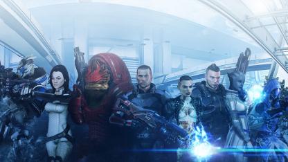 Дедушка с внуком прошёл Mass Effect — «это было самое весёлое время за 30 лет»