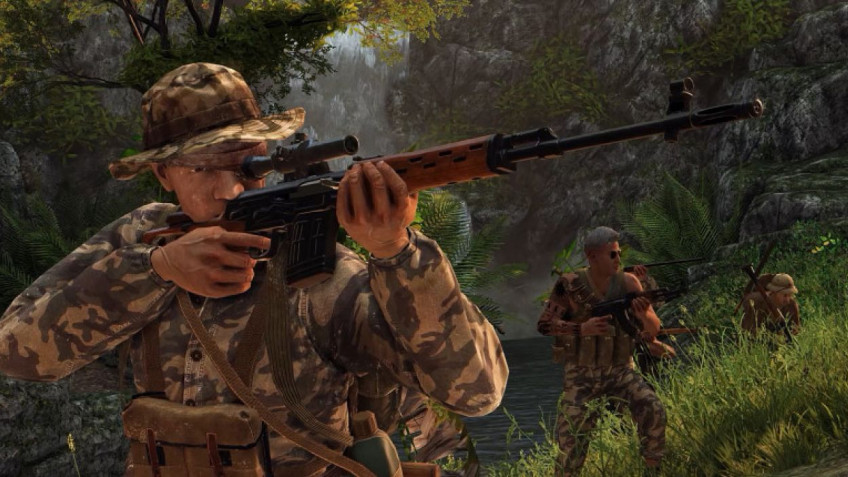Через неделю в Epic Games Store начнут раздавать ABZU и Rising Storm 2: Vietnam