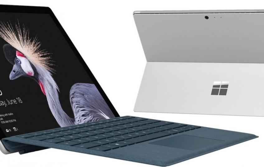 400-долларовый планшет Surface получит дешевые процессоры Intel Pentium