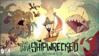 Don't Starve: Shipwrecked выйдет в декабре