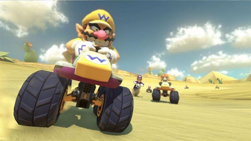 Nintendo обещает каждому покупателю Mario Kart8 бесплатную игру для Wii U