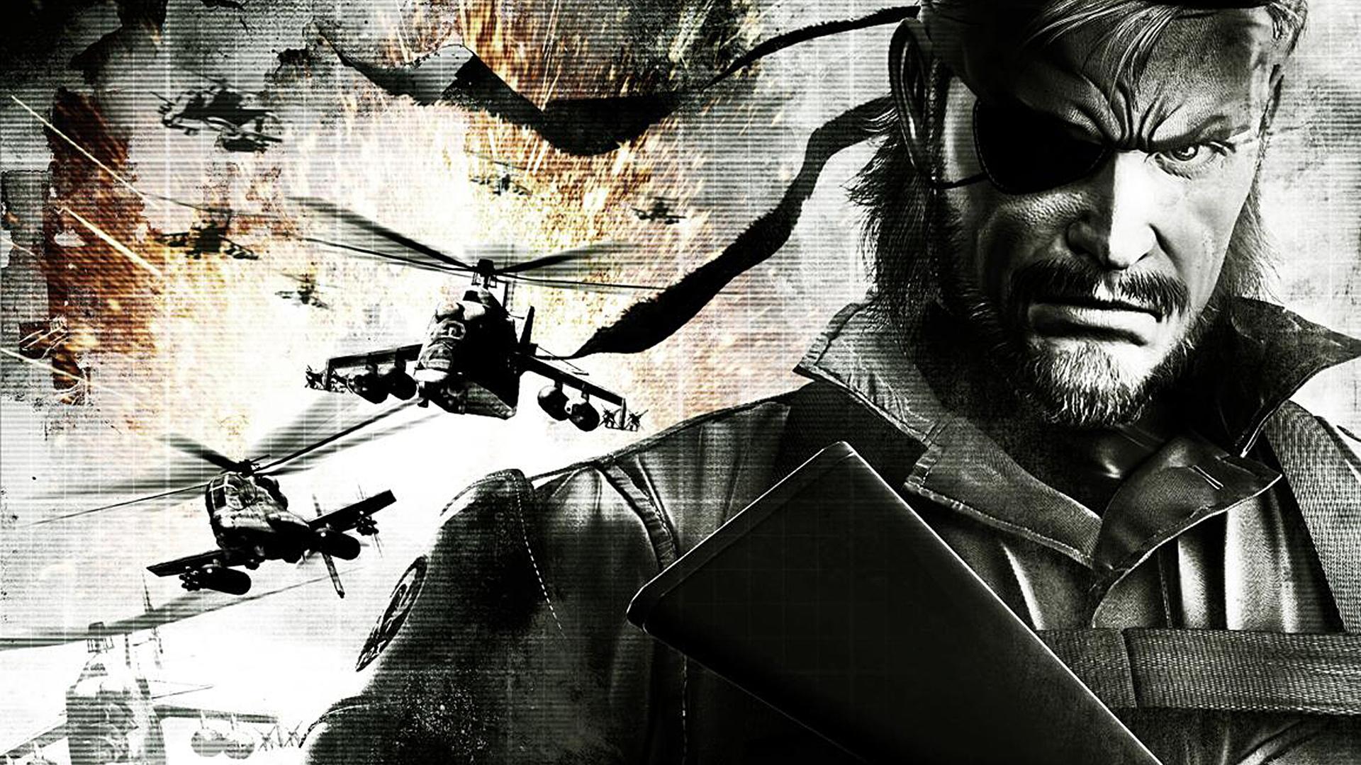 Экранизация Monster Hunter была вдохновлена Metal Gear Solid: Peace Walker