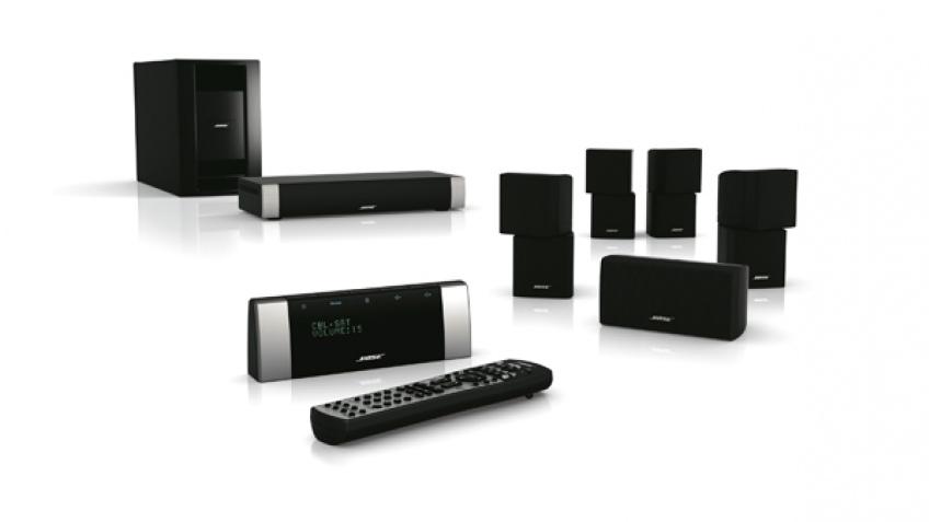 Bose представила развлекательные системы топ-класса