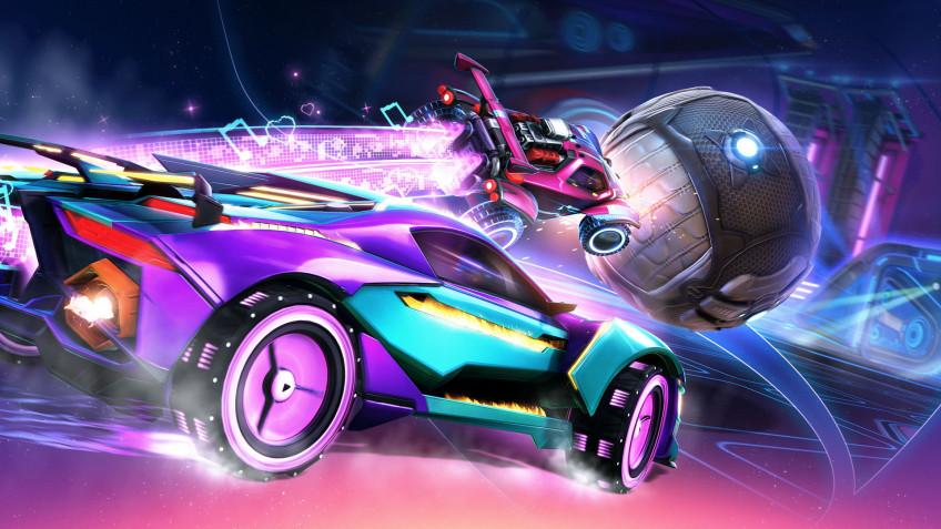 Второй сезон условно-бесплатной Rocket League стартует9 декабря