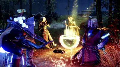 В Destiny2 стартовало бесплатное мероприятие Фестиваль усопших