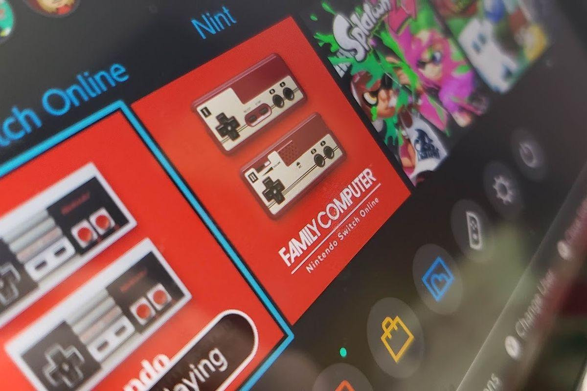 В Nintendo Switch Online появятся новые классические игры