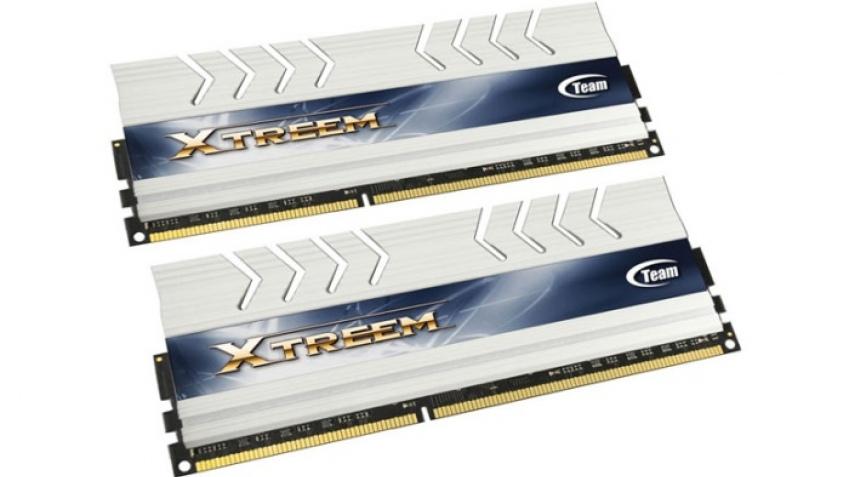 Team представила память Xtreem White DDR3-2133