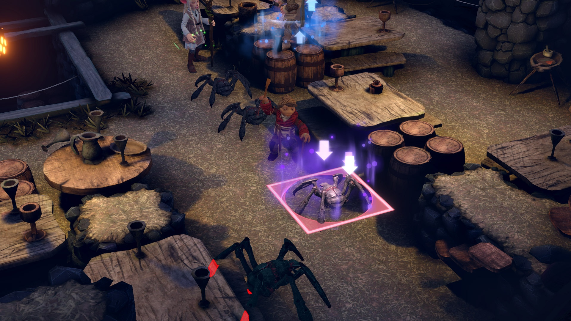 The Dark Crystal: Age of Resistance Tactics выйдет лишь в феврале 2020 года
