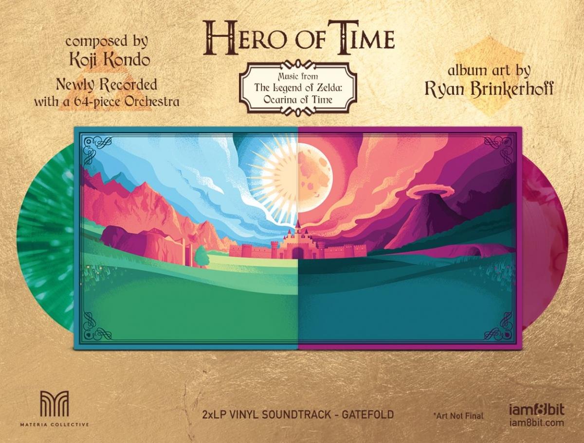 Саундтрек Ocarina of Time выйдет на виниле
