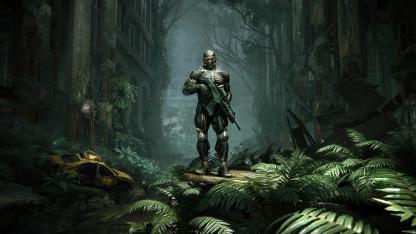 Crytek вслед за Crysis2 тизерит ремастер Crysis3
